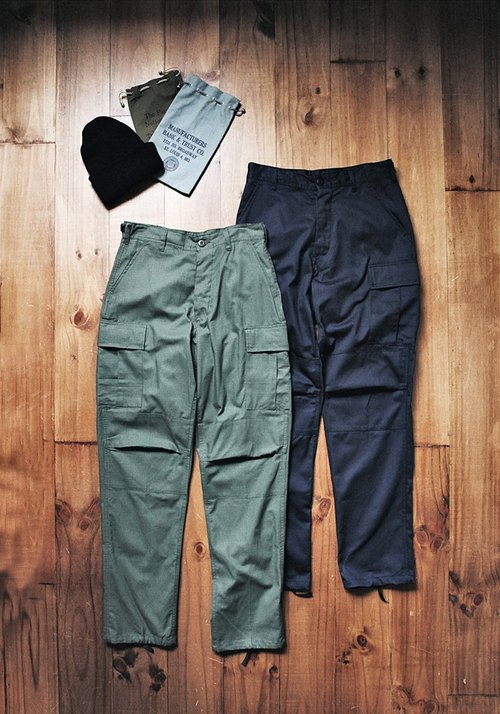 Rolling on - ROTHCO 美军长裤 U.S.ARMY Battle Dress Uniform Trousers 军绿
