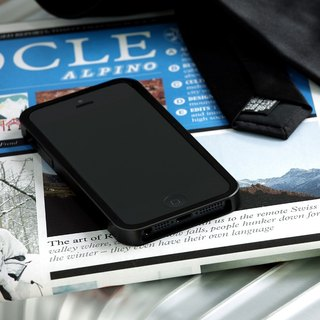 Just Mobile  AluFrame精致铝框iPhone5/5s黑色