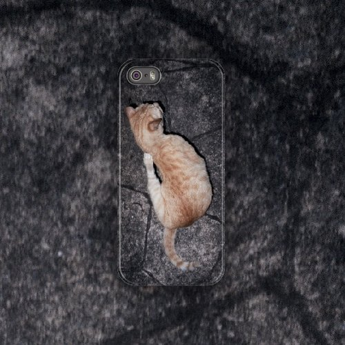 猫二-cat two / 2014 / phone case