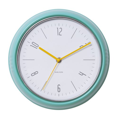 Karlsson, Wall clock Retro steel 复古钢挂钟