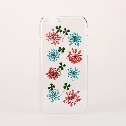 手机壳 手作押花手机保护壳 Flower Phone Case for iPhone6s , iPhone6s+ , iphone5 , iPhone5s , iPhone6 , iPhone6+ , Samsung Galaxy 手机保护套