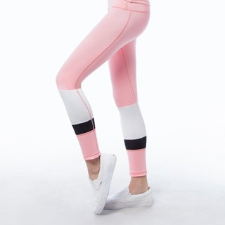Rapture High Waist Leggings in Pink