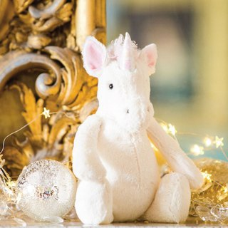 Jellycat Bashful Unicorn 独角兽 31cm