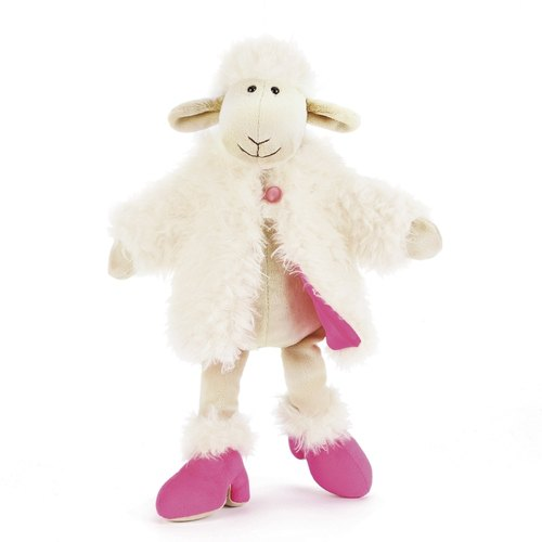 Jellycat Furcoat Sheep 羊咩咩 31cm