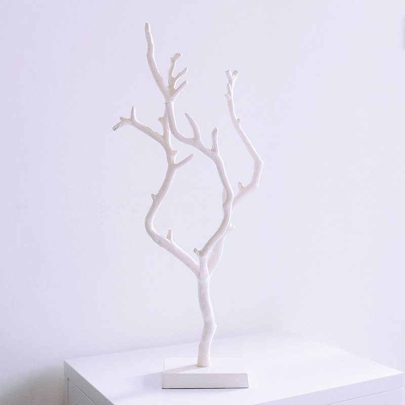OOPSY Select - Tree Birch Jewelry Stand/ 桦树首饰架 - RJB