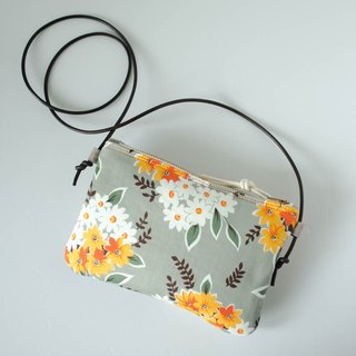 西多士。French Toast Purse。灰花