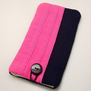 iPhone sleeve, Samsung Galaxy S8, Galaxy Note 8 pouch cover 自家制手提电话包, 手机布袋,布套 ,(可量身订制) - (P-52)