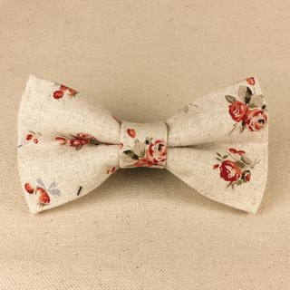 Mr.Tie 手工缝制领结 Hand Made Bow Tie 编号110