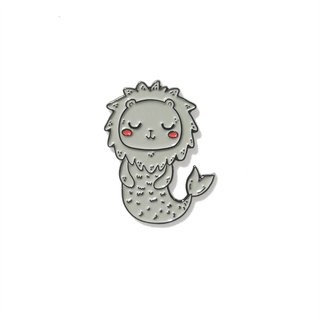Singapore Merlion Pin