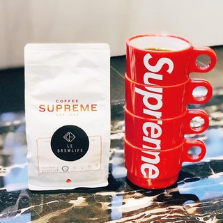 ||咖啡豆|| 澳洲 Coffee Supreme: 水洗 浅烘焙 250g