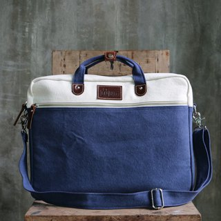 BAG UP : LAPTOP : NAVY