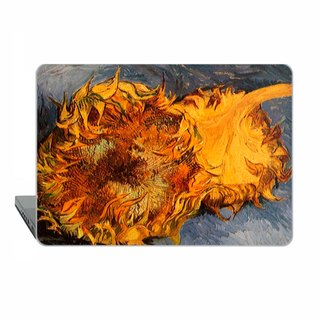 Macbook case Pro 13 Touch bar Case Van Gogh MacBook Air 13 cover Impressionist Macbook 11 sunflower Macbook 12 Macbook 15 Retina classic art 1778