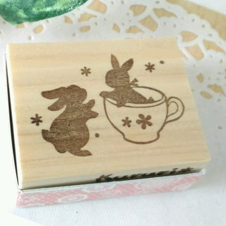 Teacup Eared Rabbit and Standing Ear Hunter