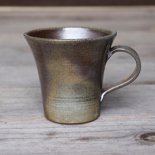 Bizen coffee cup (large) c5-054