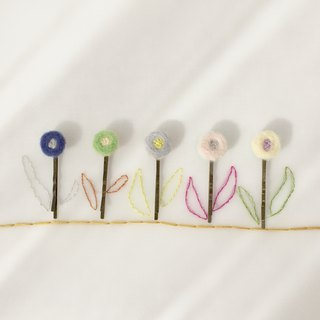 Hairpin Flower Twin Set