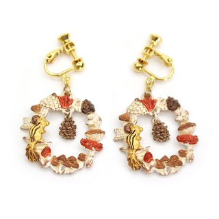 Autumn Elektra Earrings EA 096