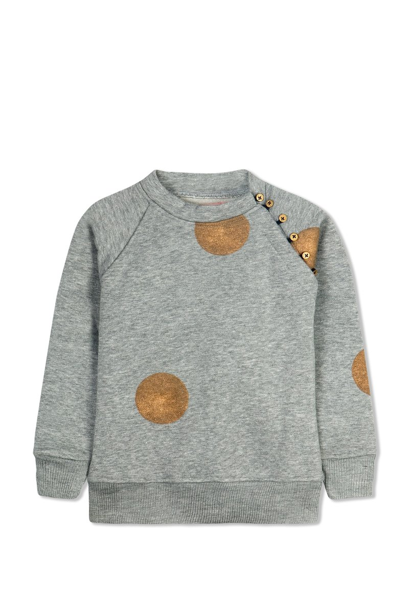 Lilli Girl' Grey Sweater
