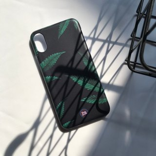 iPhone Case Cover 5 se 6 s 7 8 plus 10 x i6 i7 i8 ix S8 S9 Note 8 P10 Sony Weed