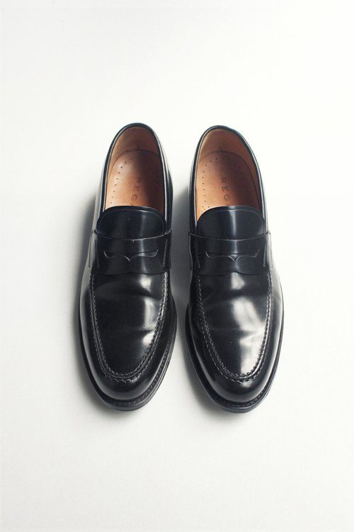 日本制厚牛皮乐福鞋|Regal Penny Loafer JP 27 EUR 43
