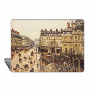 Macbook case Pro 15 Retina Case Impressionism MacBook Air 13 Case Pissarro Macbook 11 Macbook 12 classic Macbook Pro 13 TB theater Case Hard 1710