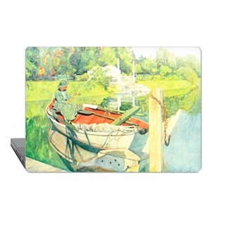 Swedish painter Macbook Air 11 Larsson Case MacBook Air 13 Case Macbook 15 TB case boat Macbook 12 Macbook Pro 13 Retina Case Hard Plastic