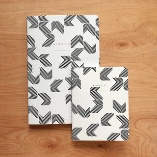 Notebook set : Direction (set of 2)
