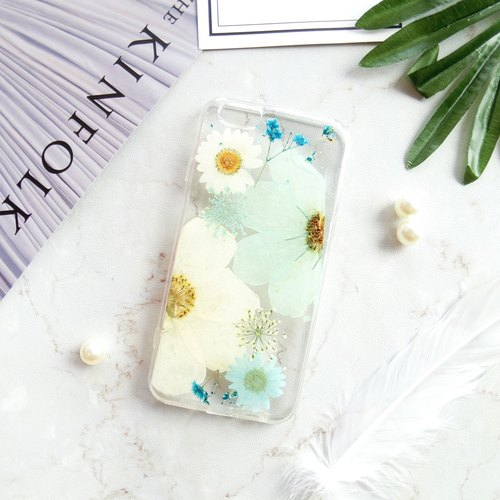 iPhone 7 7+ 4 5 6 6s 6+ Samsung s4 s5 s6 s7 s8 note3 note4 note 5 Pressed Flower Phone Case Real dried flowers Floral Phone case Tanacrafts