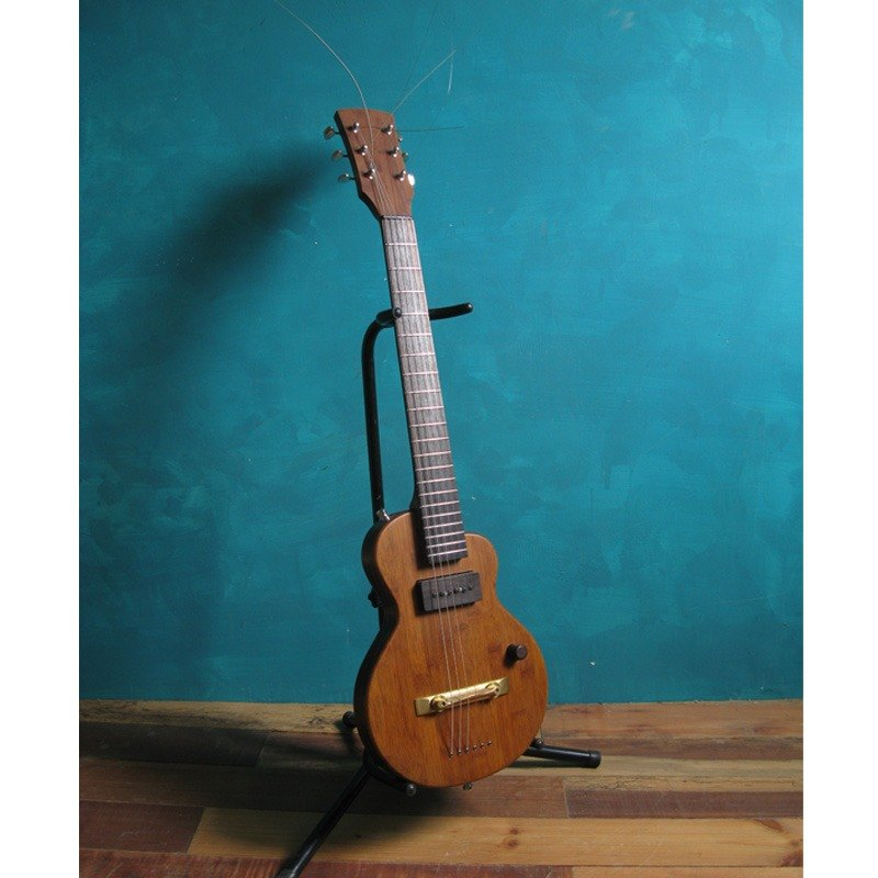 松竹电吉他 BAMBOO TOP GUITAR