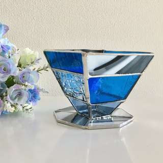 Day Dream Diaman Royal Blue Glass Bay View