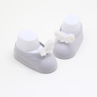 Baby Gift Newborn Baby Girl and boy cool Socks with Angel wing