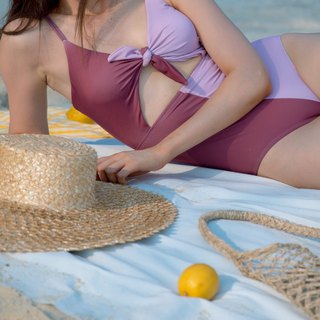 Suzy One-Piece (Pink)