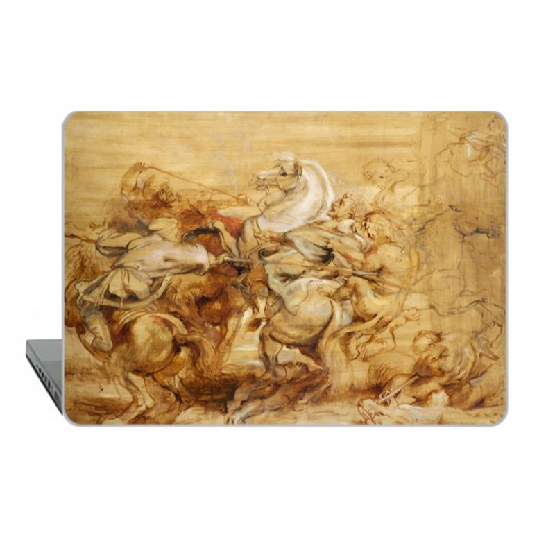 Macbook case Pro 15 Retina Rubens MacBook Air 13 Case Macbook 11 Tiger Hunt Macbook 12 Macbook Pro 13 touch bar classic Case Hard Plastic 1739