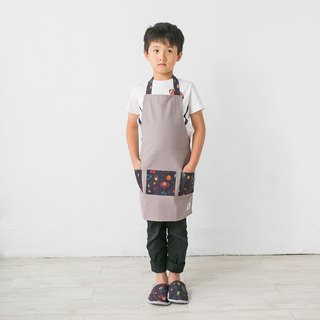 迷幻太空 儿童款围裙 Space Fantasy-Host of Apron (For Kids)