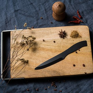 CERAMIC PARING KNIFE Black 陶瓷刀 - 黑色