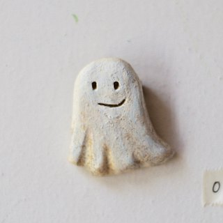 ghost in the forest broach /Happy Halloween cute broach