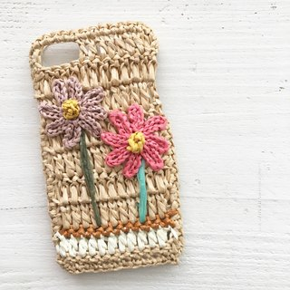 iPhonecase/ cosmos flowers PINK