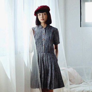 Poppy Pleat : Linen Grey