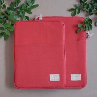 OVERTIME laptop sleeve - Red