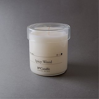 <SAIKUNG Candle> 2018 天然香薰蜡烛 - 38 木香 (Spicy Wood)