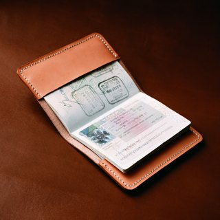 LEATHER PASSPORT Case or Holder