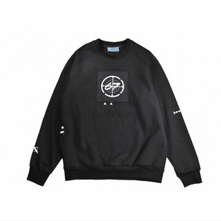 .67ARROW 17A\W  LOGO SWEAT SHIRTS_大学T 刷毛 长T 卫衣