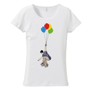 [Women's T-shirt] UP