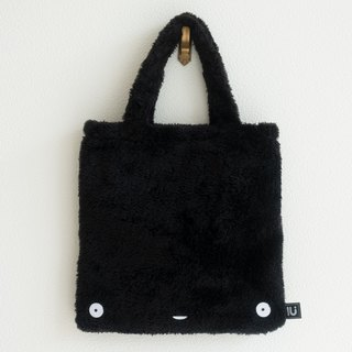Lu face mini tote bag