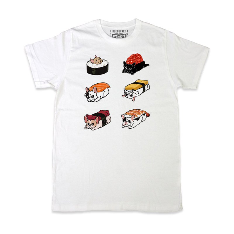 Sushi Frenchie • Unisex T-shirt