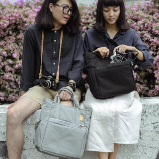 Bokeh Camera Bag : Mini Tote Black