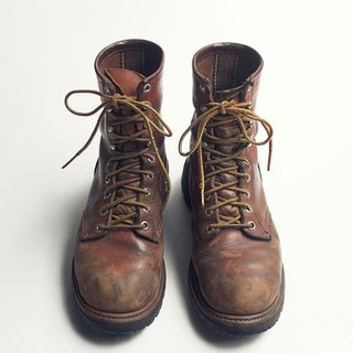 80s Redwing 爱尔兰犬诧寂猎靴|Redwing Irish Setter US 8C EUR 40