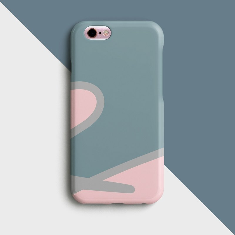 Ribbon inspire Phone case