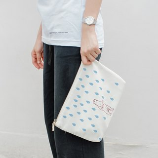 COME RAIN COME SHINE, Changeable color mini-bag