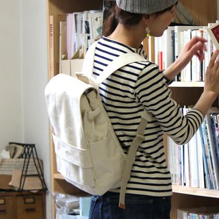 loiter: Creating Kurashiki canvas backpack