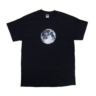 Realistic prints. The back of the moon T-shirt Unisex S ~ XL size Tcollector